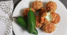 One of my very favorite snack foods is jalapeno poppers. Before I went low carb, there was a certain brand of popper at Walmart that I'd...