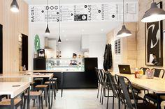 O'Petit En'k street food restaurant by Hekla, Bordeaux – France