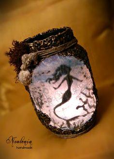 Mermaid Lantern by Noulenia