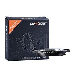 K&F Concept® OM - EOS Objektiv Mount Adapter Ring für Olympus OM Objektive auf Canon EOS Kamera Adapterringe Kamera Zubehör für Canon EOS 1D 1DS Mark II III IV 5D Mark II 7D 40D 50D 60D 70D Digital Rebel T2i T3 T3i T4i T5i SL1 OM-EOS - http://kameras-kaufen.de/k-f-concept/k-f-concept-om-eos-objektiv-mount-adapter-ring-fuer
