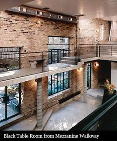 A New Leaf - Chicago - amazing event space.  i would love to get hitched there someday.