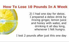 Easy homemade fat burning drinks image 11