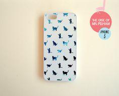 #iPhoneCase iPhone 5 Case - Planetary Cat iPhone 5 Case by TheCaseOfMrPelham, $22.99