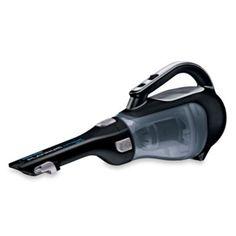 Black & Decker® Platinum 20-Volt Max Lithium Cordless Hand Vacuum - BedBathandBeyond.com