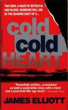 Cold Cold Heart by James Elliot by SuperiorityCo on Etsy