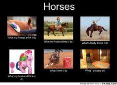 Horses...Interpretations
