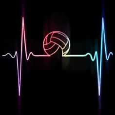 Volleyball Is In My Heart