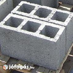 UNI beton Pincefalazó blokk, új, eladó