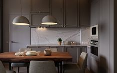 From residential interiors to the cities of the future, browse the best interior design, architectural photography and visualization today Exterior Design, Interior And Exterior, Small Living Dining, Apartment Interior, Apartment Ideas, Best Interior Design, Luxury Kitchens, Architecture Design, House Styles