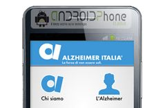 Nasce AlzheimerApp: la prima applicazione per le famiglie dei malati di Alzheimer