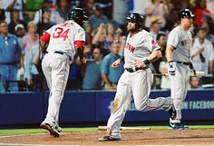 5/27/2014 at  Turner Field | David Ortiz RBI single in 4-run 7th, Jon Lester gets win, Red Sox return to Fenway Park with new streak (Photo by Kevin C. Cox/Getty Images) http://bigpapi.co/david-ortiz-rbi-single-in-four-run-7th/