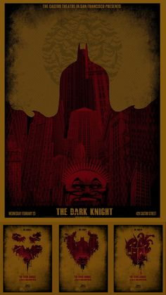 Dark City Gallery - MOVIE POSTERS