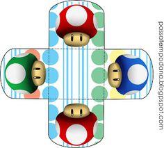 Passatempo da Ana: Super Mario Bros
