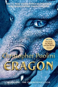 EBOOK Eragon is thrust into a world of magic ruled by an evil king. With an ancient sword and a loyal dragon, Eragon must learn to become a Dragon Rider in order to fight the dark enemies. But can Eragon save the Empire before it's too late? Inheritance Cycle, Christopher Paolini, Dragon Rider, Popular Books, Latest Books, Fantasy Books, Book 1, Audio Books, Good Books