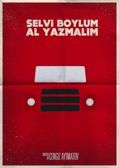 Selvi Boylum Al Yazmalım Minimal Poster   Flickr - Photo Sharing!