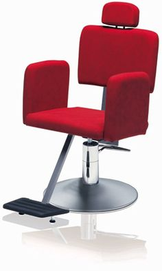 Practical Upscale Hairdressing Chair Adjustable Pedal Barber Chair Special Hair Salon Chair Lift Furniture
