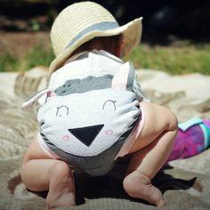 Sklep internetowy Lady Stump   Bloomersy Królik II modelka tył Baby Shoes, Toy, Dolls, Kids, Clothes, Baby Dolls, Young Children, Outfits, Boys