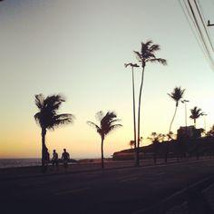 Salvador, Bahia, território africano...  Praia de amaralina!