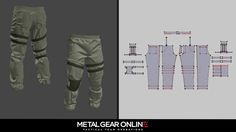 Metal Gear Online: Gear by John Gotch | Sci-Fi | 2D | CGSociety