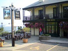 The Ness, Shaldon, Devon, England British Pub, British History, Uk Pub, Dorset Coast, South Devon, Devon England, What A Wonderful World, Vintage Travel Posters, Blue Nile