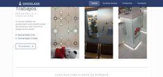 Diseño y Desarrollo de Sitio Web Desktop Screenshot