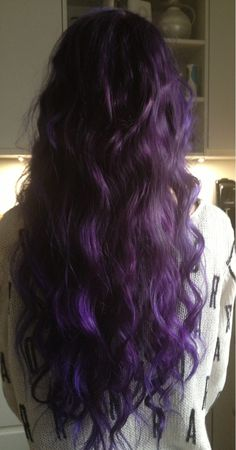 *drools over the numerous cascades of purple prettiness*
