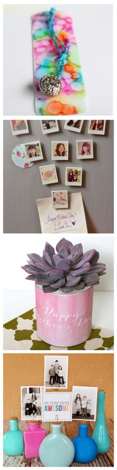 Homemade Gifts for Mom #mothersday #DIY