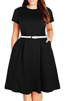 Nemidor Women's Plain Simple Pocket Loose Plus Size Casua... https://www.amazon.com/dp/B071WBTXF9/ref=cm_sw_r_pi_dp_U_x_JZPyAbS608NMV