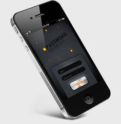 Concept iOS apps by Martin Schurdak, via Behance