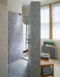 21 Unique Modern Bathroom Shower Design Ideas | Showers, Walk In ...