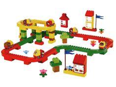 Lego Duplo 9077 circuit
