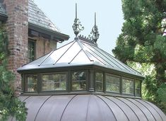 Roof lantern, for above staircase - Skylights, roof lanterns Traditional House, Skylight Design, Orangery Extension, Roof Lantern, Shed Roof, Slate Roof, Entry Hallway, Roof Design, Skylight