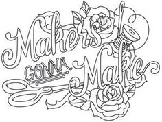 Wicked Stitchery - Makers Gonna Make_image