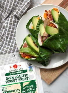 Just in time for your organic, Approved, carrageenan-free deli meat from our partners at Applegate. Whole 30 Lunch, Whole 30 Diet, Whole 30 Breakfast, No Carb Recipes, Turkey Recipes, Oven Roasted Turkey, Meat Sandwich, K Food, Whole 30 Approved