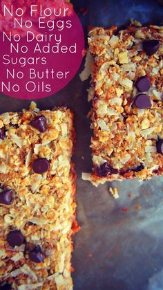 Have an outdoor adventure planned? These healthy-ass vegan granola bars pack some serious energy, and flavor to boot. Not only are they free of animal ingredients, but gluten, sugar, oil and butter, too — nutty!