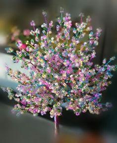 درخت بهاری spring beaded tree