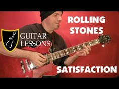 Guitar Lesson - ROLLING STONES - Satisfaction - With Printable Tabs - http://www.justsong.eu/guitar-lesson-rolling-stones-satisfaction-with-printable-tabs/
