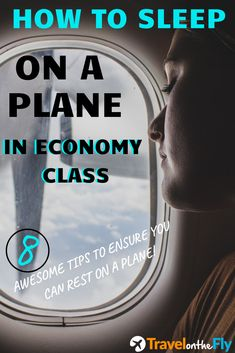 How many times have you been crammed on a plane in economy class wishing you could get some sleep? There are so many factors that prevent you from sleeping in a small seat with no legroom! Air Travel Tips, Packing Tips For Travel, Travel Advice, Travel Essentials, Travel Guides, Travel Hacks, Travel Gadgets, Travel Info, Travel Stuff