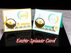 Easter Spinner Card - Giggles Creative Corner