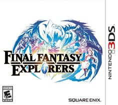 FINAL FANTASY EXPLORERS focuses on cooperative play with friends and utilizes a refined party system allowing Explorers to master over 20 new and familiar jobs Nintendo 3ds, Nintendo Consoles, Nintendo Switch, Final Fantasy Series, Final Fantasy Characters, Edition Collector, Black Mage, Elite Squad, Trance