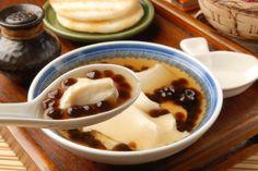 Vegan Chinese Recipe: Tofu Pudding
