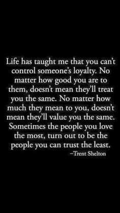 I'm learning the hard way. Trust and Honesty are the most important foundation of any relationship