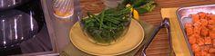 Just Right #GreenBeans: recipe courtesy of #LailaAli on the #SteveHarvey talk show