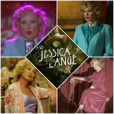 Jessica Lange AHS Freakshow as Elsa Mars