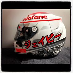 Button (Suzuka 2012) - Side. (Photo by jessicamichibata)
