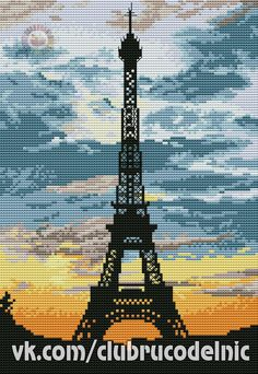 VK is the largest European social network with more than 100 million active users. Cross Stitch Bird, Cross Stitch Patterns, Dot Painting, Minecraft Houses, Beautiful Dolls, Paris France, Pixel Art, Needlepoint, Embroidery