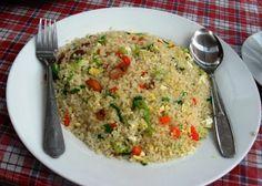 ... успеть прожить СВОЮ жизнь: О кухонных традициях и кулинарных первоисточниках Fried Rice, Fries, Ethnic Recipes, Food, Meals, Stir Fry Rice