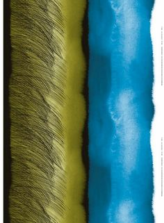 Kuuskajaskari-kangas (sininen, vihreä, musta) |Kankaat, Pellavat | Marimekko