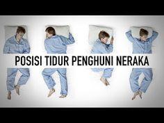 Astagfirullah..!! Posisi Tidur Seperti ini Termasuk Penghuni Neraka yang Dimurkai Allah #YtCrash - YouTube