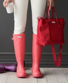 Reserved for Sara* Hunter Short Glossy Boots | Hunter original ...